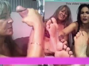 Pantyhose Worship 5 TRAILER