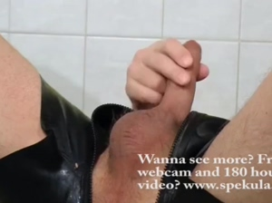 awesome german femdom latex fisting