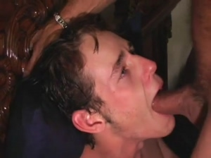 Straight Guy Gets His Cherry Popped For Date Money