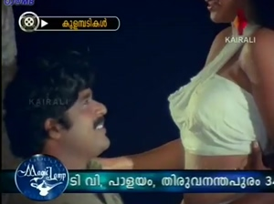 Aswini In Nighty Bedroom Sex Scene Hot Navel And Cleavage Song