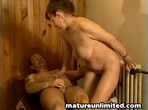 This mature is wide open and on top