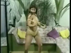 The Woman &amp the Pole  and a chance to make some $'s.wmv