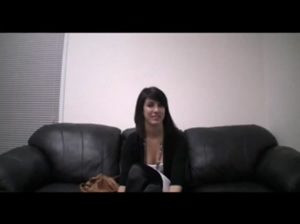 shy and high casting couch