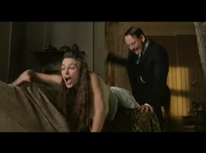 Keira Knightley  Showing Tits While Getting Spanked