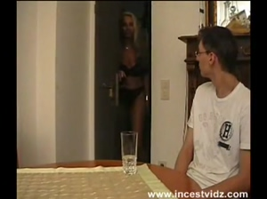 German mother and son taboo