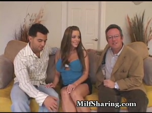Stacked MILF Banged By Young Stud