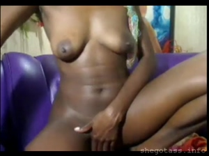 Black amateur girl making that pussy cream shegotass.info