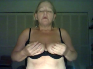 POV Real MILF Sucks Cock on Skype