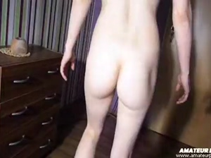 German amateur and her vibrator