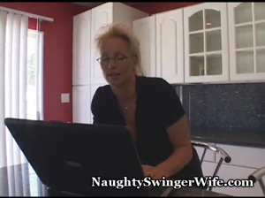 Mommy Invites Babe For Sex Romp With Hubby