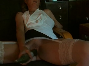 cucumber and stockings