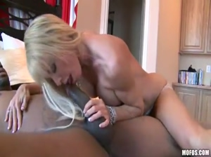 milfsonly.blogspot.comSexy mommy trying black cock for the first time