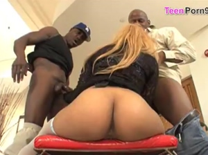 TeenPorn9X.NET Black.Juicy.DP.Creampies CD2 01