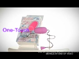 REVIEW: One Touch Wonder Egg Vibrator | FOR 50% Offer Source Coupon Code MOAN79