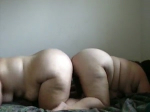 2 hot sisters and phat asses