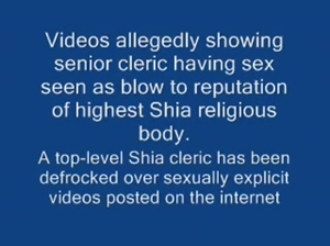 Sistani sex scandal blows the reputation of highest Shia body  xvid