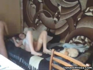 Teen couple hot sex tape