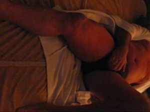 Guy on Bed 2