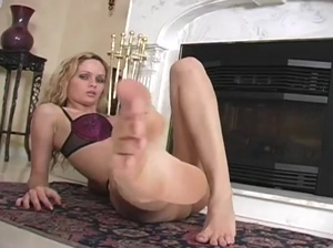 Foot Goddess pov