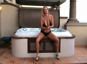 Busty Wife Having Fun With The Hubby On Vacation