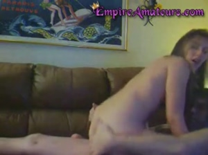 Teen Jennifer Sky Rides Cock And Gets A Mouth Full Of Cum