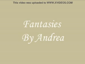FantasiesByAndrea  Shower Scene