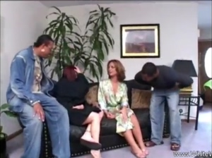 Group Sex With BBC