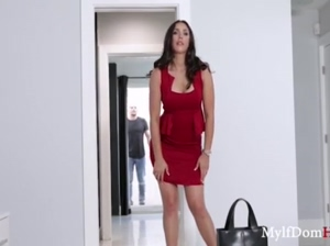 Ropes,Duct Tape &amp Some MILF Pussy Anna Morna